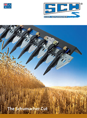 Rasspe-Schumacher range of high quality harvest components supplied by Great Western Tillage